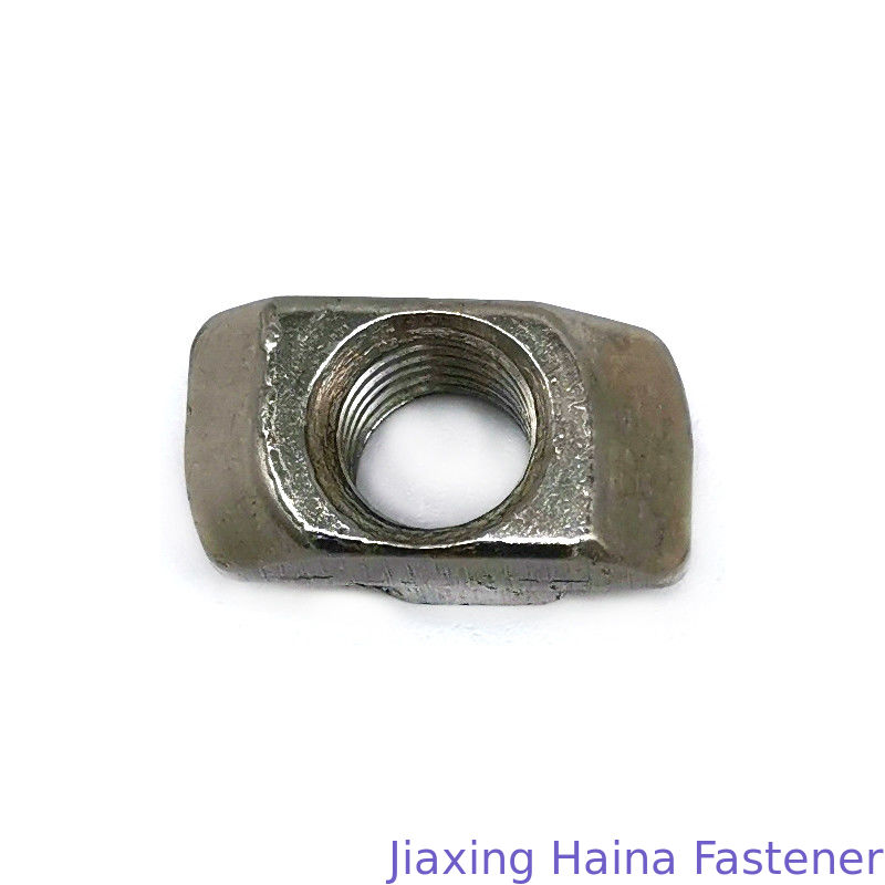 Durable High Precision Custom Stainless Steel T Nuts Caton + Pallet Packing